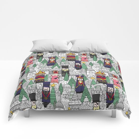 The Nutcracker Comforters