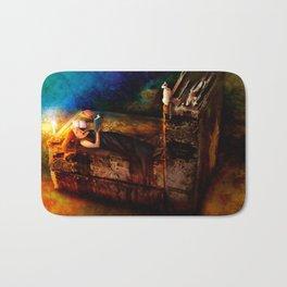 Ex Libris - A Book Lover's Dream Bath Mat