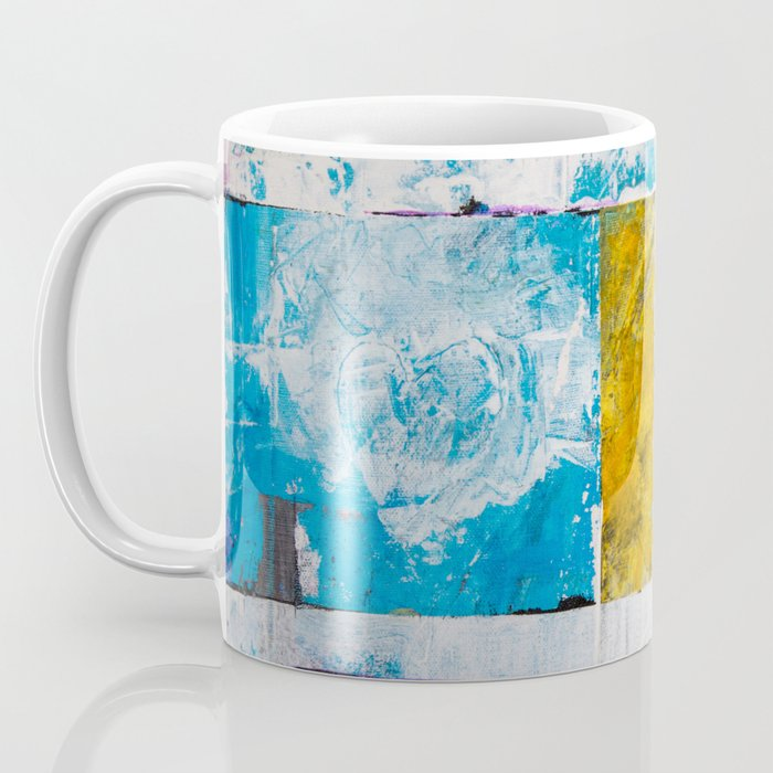 2 Gondollas and a Heart Coffee Mug