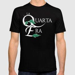 LaQuartaEra_Black T-shirt