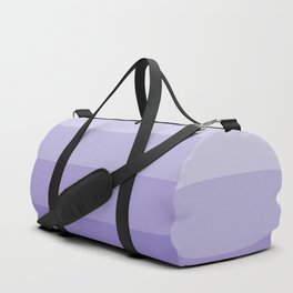 Four Shades of Lavender Duffle Bag