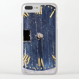 Time On My Hands Clear iPhone Case