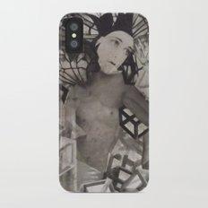 LA FETE TRISTE −1 iPhone X Slim Case