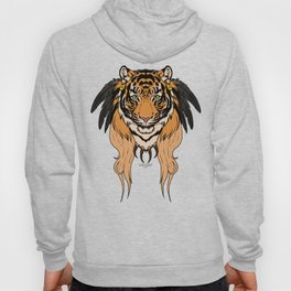 Tribal Tiger Hoody