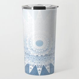 Surf mandala Travel Mug