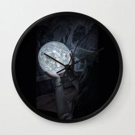 The Moon II Wall Clock