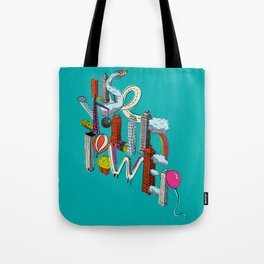 Use Your Power Tote Bag