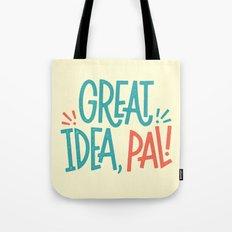 Great Idea Tote Bag