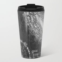 Galaxy and the structure of music! Travel Mug
