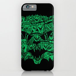 Kitty Witches iPhone Case