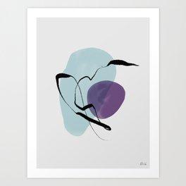 A NEW DAY // no. 03 Art Print