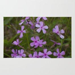 Floral Print 068 Rug