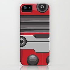 Dalek Red - Doctor Who iPhone (5, 5s) Slim Case
