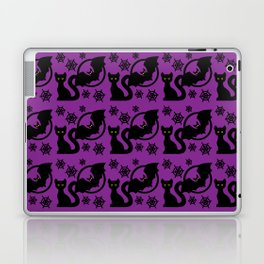 Cats & Bats Laptop & iPad Skin