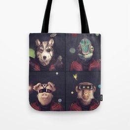 Star Team - Pirates of Lylat Tote Bag