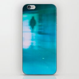 abstract thoughts iPhone Skin