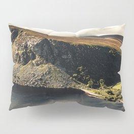 Irish Black Water - Lough Tay Pillow Sham