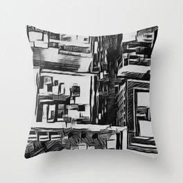 Art of Nyc Throw Pillow