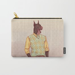 Rudolph the Great Dane Carry-All Pouch