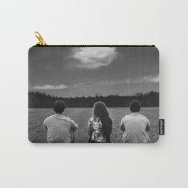 HEAVY HEARTS AND LIGHT CLOUDS Carry-All Pouch
