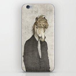 Businesshorse iPhone Skin