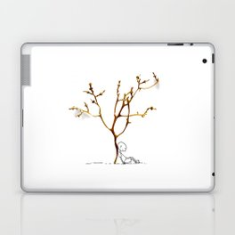 Grape tree Laptop & iPad Skin