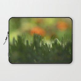 Fuzzy Landscape Laptop Sleeve