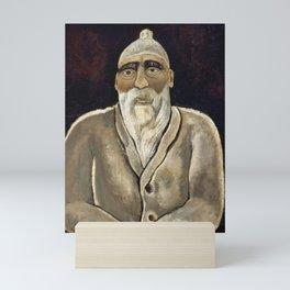 Albert Pinkham Ryder by Marsden Hartley, 1938 Mini Art Print
