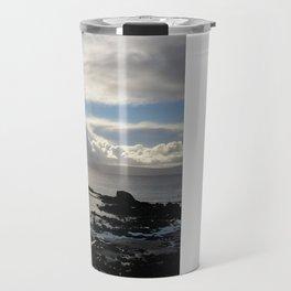 Sunlight on the Water (Salthill Promenade - Galway) Travel Mug