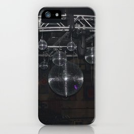 Disco Room iPhone Case