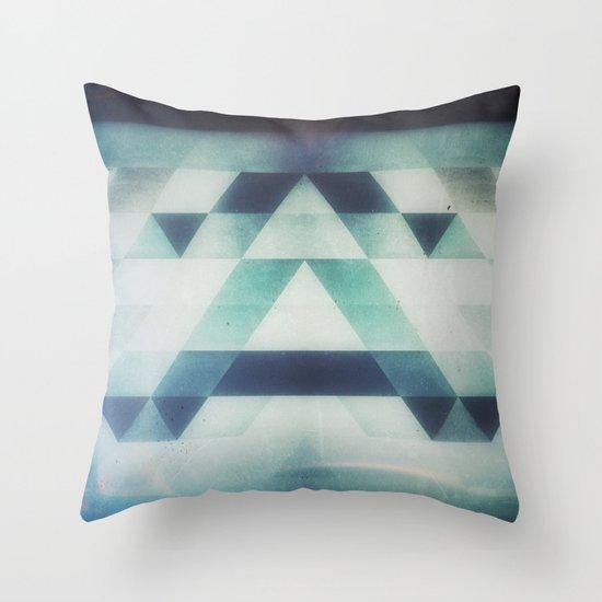A FRYYM Throw Pillow