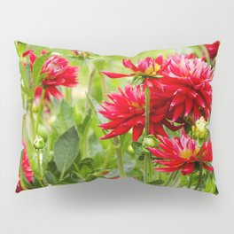 Karma Thalia Dahlias Pillow Sham