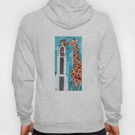 G for Giraffe - Alphabet City  Hoody
