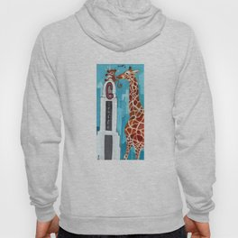 G for Giraffe - Alphabet City  Hoody