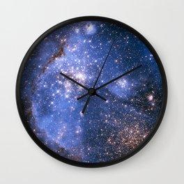 Star Born  Wall Clock