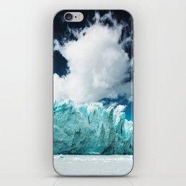 perito moreno glacier iPhone Skin
