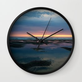 Cannon Beach Oregon Coast 4 Wall Clock
