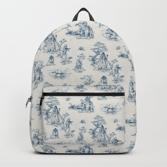 Toile de StarWars Backpack