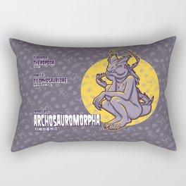 Dilophosaurus Rectangular Pillow
