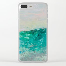 Soul Cages Clear iPhone Case