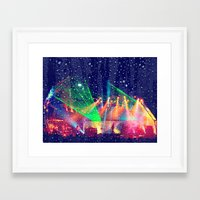 tool Framed Art Prints featuring Tool  by Alicia