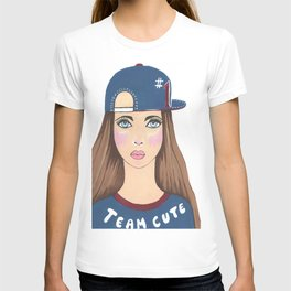 Team Cute T-shirt