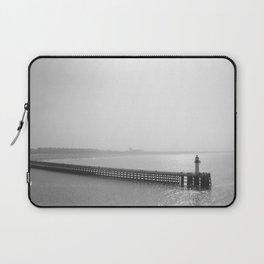 Port de Calais Laptop Sleeve