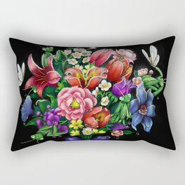 A Slow Dream Rectangular Pillow