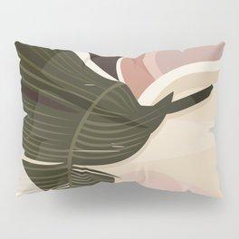 Nomade I. Illustration Pillow Sham