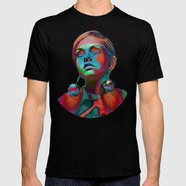 """""""Psychedelic Pop Fantasy"""" (Twiggy II) T-shirt"""