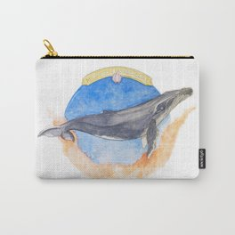 Megaptera novaeangliae Carry-All Pouch