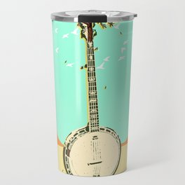 BANJO TREE Travel Mug