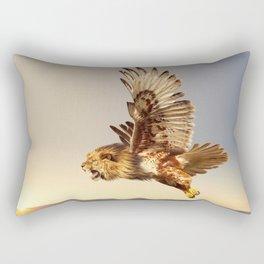 Hawlion Rectangular Pillow