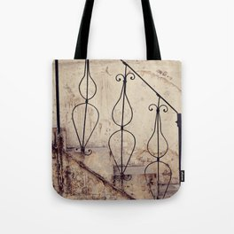 Of Times Gone By Tote Bag